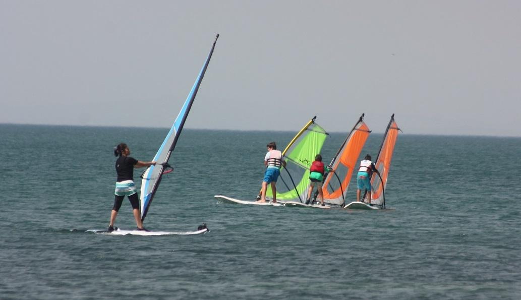 Rüzgar Sörfü Yaz Kursu